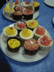 Our cupcake creations!