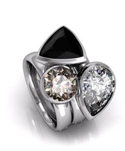 Bellini Rocks rings