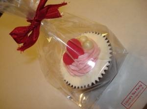 Cupcake present!
