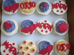 Lovely cupcakes