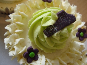 Genius Gluten Free cupcake