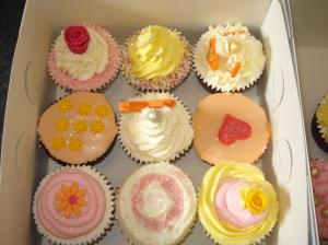 Cupcake class cupcakes