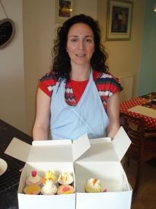 Carolina's cupcake creations