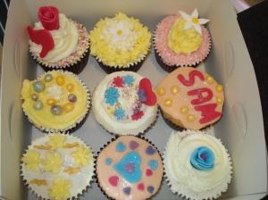 Cupcake class cakes