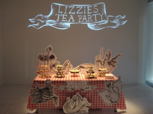 Lizzie's Tea Party Cake Stand