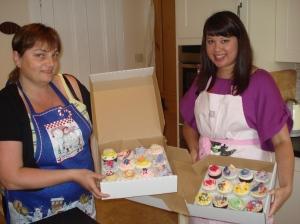 Cupcake students
