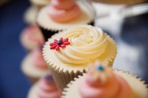 Fashion show cupcakes