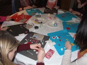 Cupcake decorating class action