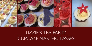 Lizzie's Tea Party Cupcake Masterclass