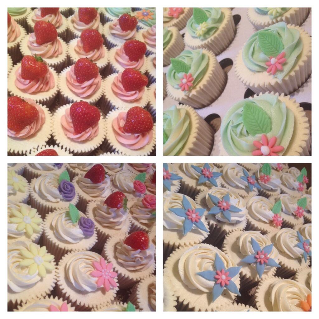 Cupcakes by Lizzie's Tea Party, Edinburgh
