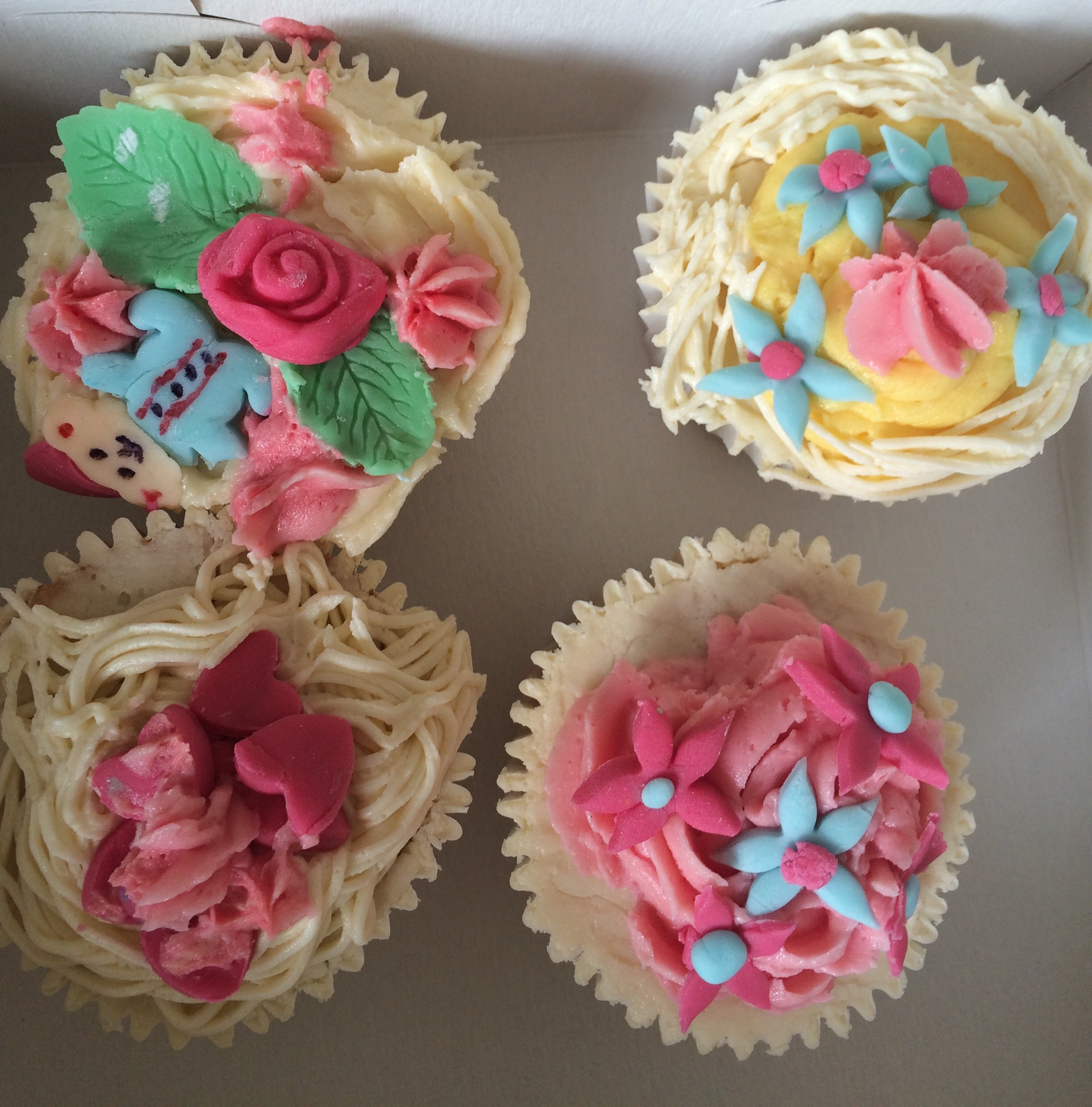 Cake Decorating Classes Edinburgh