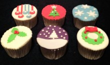 Christmas Cupcake Classes