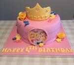 Princess Cake by Lizzie
