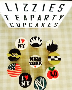 New York Cupcakes by Lizzie