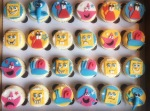 SpongeBob Cupcakes by Lizzie